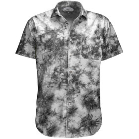 Loose Riders C/S SS Shirt Men, tie dye grey